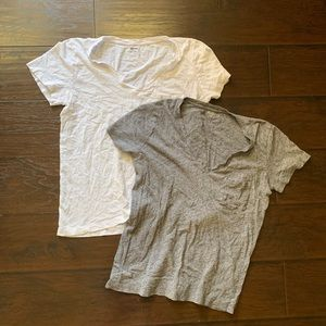 Madewell T-shirt Bundle MED